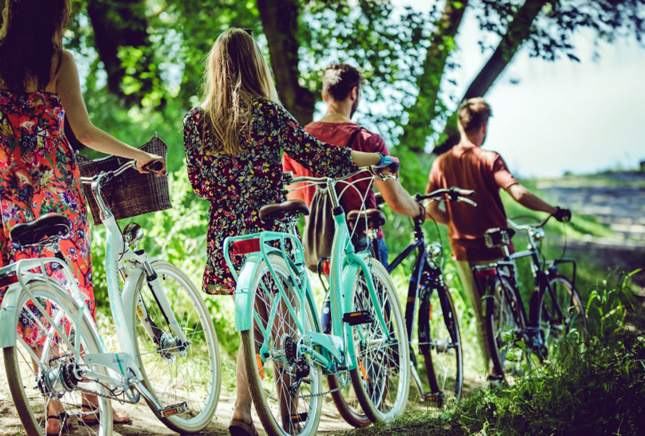 rowerowe lato